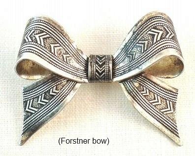 Forstner bow C