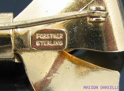 vintage Forstner bow at Danielles Vintage on Etsy 2