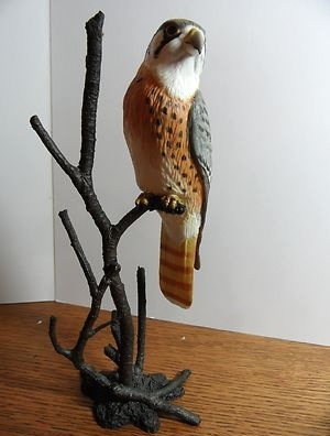 kestrel by Royal Worcester