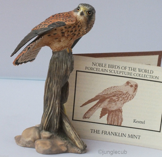 KESTREL by the Franklin Mint