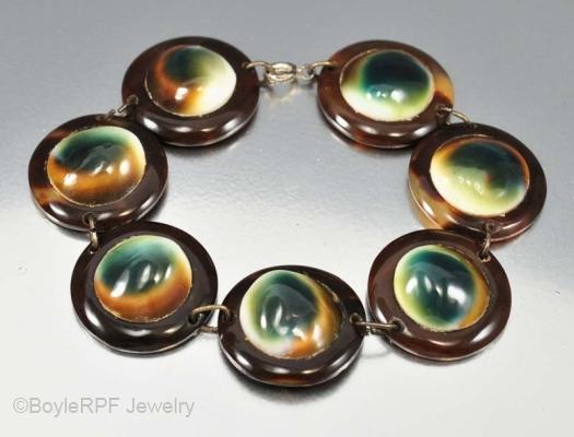 02 operculum tortoise bracelet