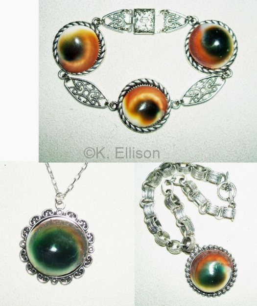 modern operculum filigree jewelry