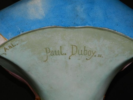 signature Paul Duboy