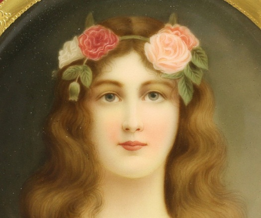 Wagner Rose detail